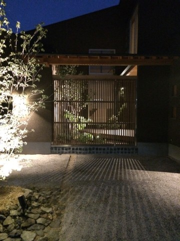 囲みの家.2